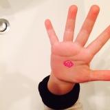 手洗い練習スタンプ おててポンの画像(6枚目)