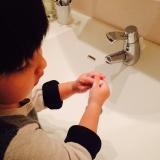 手洗い練習スタンプ おててポンの画像(11枚目)