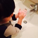 手洗い練習スタンプ おててポンの画像(9枚目)