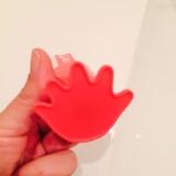 手洗い練習スタンプ おててポンの画像(4枚目)