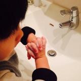 手洗い練習スタンプ おててポンの画像(10枚目)