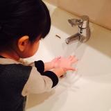 手洗い練習スタンプ おててポンの画像(14枚目)