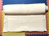 「   普段の布団に敷くだけで快適寝心地に♪ ~シンカシング シンカベッドパッド メモリー~ 」の画像(2枚目)