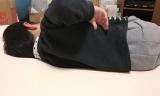「   普段の布団に敷くだけで快適寝心地に♪ ~シンカシング シンカベッドパッド メモリー~ 」の画像(10枚目)