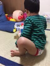 「2歳男の子あるある」の画像(2枚目)