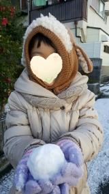 「☆☆お土産は雪だるま☆☆」の画像(2枚目)
