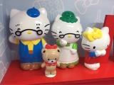 「   [Hello Kitty] 渋谷「青ガエル 観光案内所」が、ハローキティのラッピングに♪♪ 」の画像(7枚目)