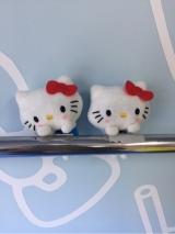 「   [Hello Kitty] 渋谷「青ガエル 観光案内所」が、ハローキティのラッピングに♪♪ 」の画像(1枚目)
