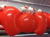 「   [Hello Kitty] 渋谷「青ガエル 観光案内所」が、ハローキティのラッピングに♪♪ 」の画像(11枚目)