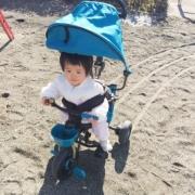 「1歳5か月の娘です。」【投稿募集!】のりもの遊びをしている自慢のベストショットを募集!の投稿画像