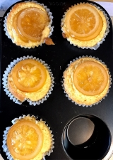 「   30分で簡単お菓子作り☆蜂蜜レモンマフィン、みかんビスケット 」の画像(10枚目)