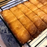 「   30分で簡単お菓子作り☆蜂蜜レモンマフィン、みかんビスケット 」の画像(8枚目)