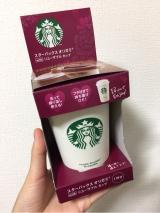 「   [HAUL] 念願の…スターバックス「オリガミ リユーザブルカップ」当選!!(主人とおそろい♪) 」の画像(2枚目)