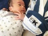 「新しい抱っこ紐がやってきた!新生児から使える「ベビーケターン」」の画像(1枚目)