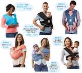 「新しい抱っこ紐がやってきた!新生児から使える「ベビーケターン」」の画像(6枚目)