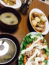 しおりん☆ぶろぐ 夜ご飯カメラアプリ当選品レポ朝食(1145) by 3児ママしおりん☆ CROOZ blogの画像(1枚目)
