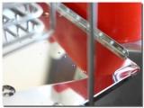 「斜めに流れる1段水切りスリム 右置用/左置用」の画像(2枚目)
