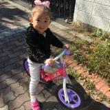 「初めての自転車」の画像(1枚目)