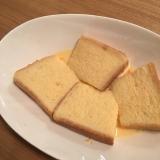 「   オリゴのおかげで美肌フレンチトースト 」の画像(5枚目)
