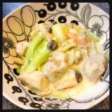 白菜のクリーム煮の画像(1枚目)