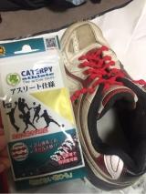 「   キャタピーアスリートで楽チン靴紐管理 」の画像(5枚目)