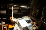 「オシャレで明るいLEDデスクライト 提供:サンワダイレクト」の画像(2枚目)