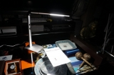 「オシャレで明るいLEDデスクライト 提供:サンワダイレクト」の画像(3枚目)