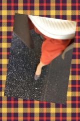 「出してこ、脚! 「アクアガレージ」イレギュラーヘムフレアスカート」 ②」の画像(1枚目)