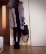 Pierrotフェイクファースヌード♡プチプラコーデ♡の画像(7枚目)
