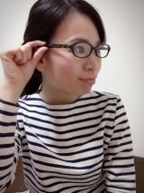 「伊達メガネで小顔効果を狙う‼︎」の画像(4枚目)