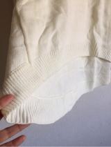 「着てみました♡ur's(ユアーズ)のイレギュラーヘムタートルニットプルオーバー #ユアーズ」の画像(9枚目)
