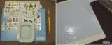 「☆ ブランド洋食器専門店 ル・ノーブル(Le-noble)さん 選べるアソートポーセラーツレッスン  子供へ 写真立てを作りました!」の画像(6枚目)