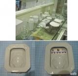 「☆ ブランド洋食器専門店 ル・ノーブル(Le-noble)さん 選べるアソートポーセラーツレッスン  子供へ 写真立てを作りました!」の画像(3枚目)