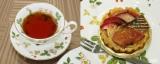 「☆ ブランド洋食器専門店 ル・ノーブル(Le-noble)さん 選べるアソートポーセラーツレッスン  子供へ 写真立てを作りました!」の画像(8枚目)