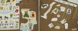 「☆ ブランド洋食器専門店 ル・ノーブル(Le-noble)さん 選べるアソートポーセラーツレッスン  子供へ 写真立てを作りました!」の画像(2枚目)