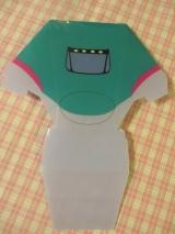 「子供の自転車の練習に♡キッズヘルメットS 新幹線E5系はやぶさ」の画像(6枚目)