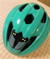 「子供の自転車の練習に♡キッズヘルメットS 新幹線E5系はやぶさ」の画像(2枚目)