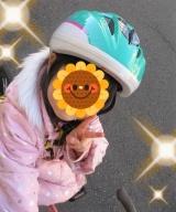 「子供の自転車の練習に♡キッズヘルメットS 新幹線E5系はやぶさ」の画像(12枚目)