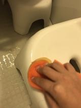 「ガンコな湯垢にオススメ」の画像(3枚目)