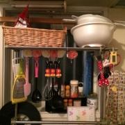「見せる収納」あなたのキッチン収納、レイアウト術募集!★3名様豪華キッチン賞品プレゼント!の投稿画像