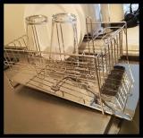 「   狭いキッチンにグッドな水切りスリム。 」の画像(4枚目)