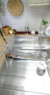 「水気もキッチンもスッキリ!いつでも清潔に♪」の画像(5枚目)
