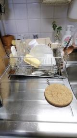 「水気もキッチンもスッキリ!いつでも清潔に♪」の画像(6枚目)