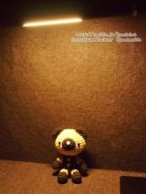 「☆明るさや光の色を調節できる LEDデスクライト 使ってみましたぁ♪」の画像(13枚目)