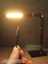 「☆明るさや光の色を調節できる LEDデスクライト 使ってみましたぁ♪」の画像(17枚目)