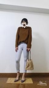 「【モニター】夢展望 激ストレッチ美脚スキ二ーパンツ」の画像(3枚目)