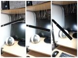 「★★★ リビングのパソコンコーナーにLEDデスクライトをつけてみました ★★★」の画像(9枚目)
