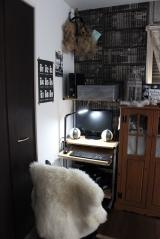 「★★★ リビングのパソコンコーナーにLEDデスクライトをつけてみました ★★★」の画像(3枚目)