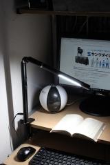 「★★★ リビングのパソコンコーナーにLEDデスクライトをつけてみました ★★★」の画像(15枚目)