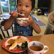 「いっぱい食べるよ!」うちの子自慢!【こどもの笑顔あふれるおいしい食卓風景】大募集&投票コンテストの投稿画像